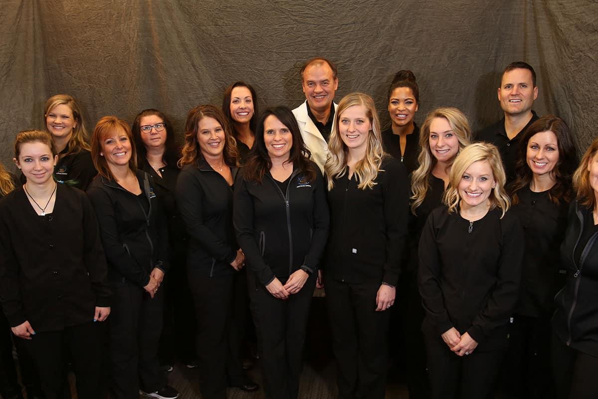 Advance family Dental Staff